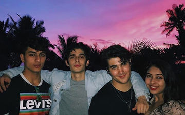 Akshay Kumar's Son Aarav And Saif Ali Khan's Son Ibrahim Ali Khan's Wild Night Out: Boys Just Wanna Have Some Fun