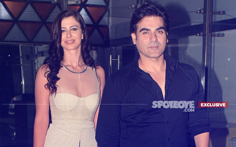 Buzz: Arbaaz Khan And Georgia Andriani To Marry In Court, Next Year. Khan-daan Has No Objection!