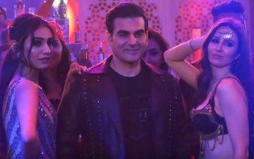 Giorgia Andriani Was 'Nervous' While  Working With Boyfriend Arbaaz Khan In Sridevi Bungalow