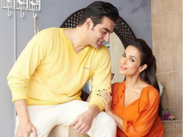arbaaz khan and malaika arora oh those were the days