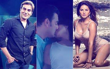Watch: Sunny Leone In A Hot Liplock With Arbaaz Khan