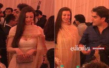 अरबाज खान की गर्लफ्रेंड की ड्रेस देख बहन अर्पिता ने कहा – दुप्पटा नीचे करो, देखें वीडियो