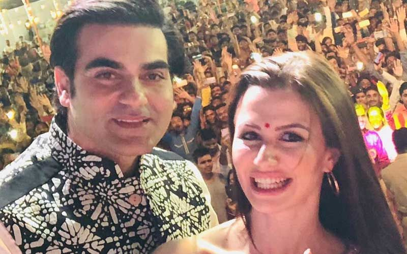 After Arbaaz Khan His Girlfriend Giorgia Andriani Addresses Their Wedding Rumours; Says, 'They Can Think Whatever They Want'