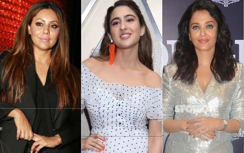 Entertainment News Round Up: Gauri Khan's Birthday, Sara's Sweet Gesture, Pak Actress' Fan Moment With Aishwarya Rai And More