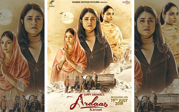 'Ardaas Karaan' New Poster Brings Forth The Female Leads Of The Film