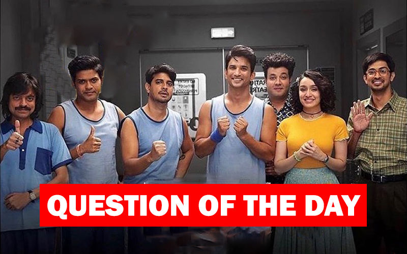 Are You Watching Sushant Singh Rajput-Shraddha Kapoor's Chhichhore This Weekend?
