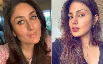 Rhea Chakraborty Arrest: Kareena Kapoor Khan Joins #JusticeForRhea Movement Along With Sonam Kapoor, Farhan Akhtar; Celebs Stand United To 'Smash The Patriarchy'