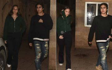 Did Malaika Arora's Son Arhaan Introduce His Family To His New GF, Marc Robinson And Waluscha's Daughter, Over X-Mas?