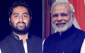 Why Is Arijit Singh's Making A 'Helpless Plea' To Narendra Modi?