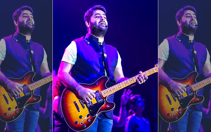Akash Ambani-Shloka Mehta's Wedding Reception: Arijit Singh Enthralls Guests