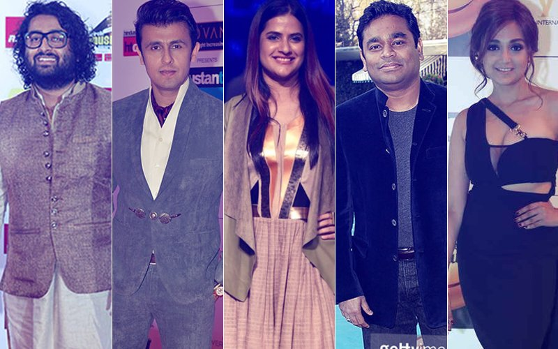 TROLL TERROR: When Arijit Singh, Sonu Nigam, Sona Mohapatra, AR Rahman & Monali Thakur Became Targets