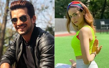 Arjun Bijlani Takes Up The Yoga Challenge Given By Aamna Sharif But Gives His Quirky Twist And It's Hilarious AF