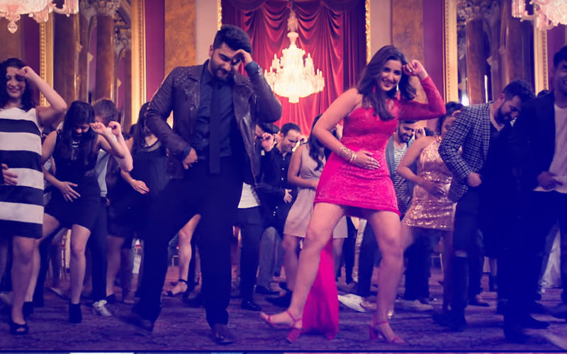 Namaste England Song, Bhare Bazaar: Parineeti Chopra-Arjun Kapoor Set The Pace Right With Badshah
