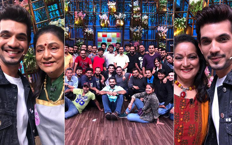 Arjun Bijlani's Ecstatic As Kitchen Champion Crosses 50 episodes