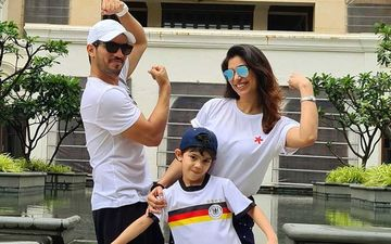 Arjun Bijlani And Son Test NEGATIVE For COVID-19; TV Star Shares The News After Wife Neha Swami Tests Positive