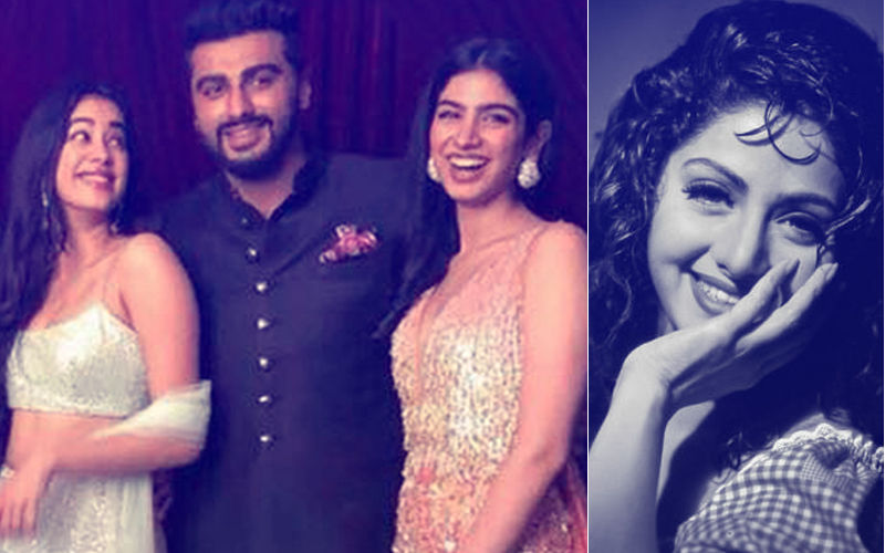 Arjun Kapoor Finally Talks About His Relationship With Janhvi & Khushi,  After Sridevi's Shocking Demise