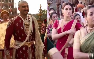 Panipat Song Mard Maratha Making: Arjun Kapor And Kriti Sanon's Track Depicts Grandeur In True Sense
