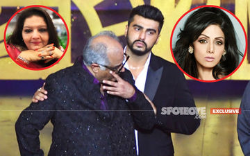 Arjun Kapoor Consulted His Aunt Archana Shourie Before Flying Out To Be With His Dad In Dubai, When Sridevi Passed Away