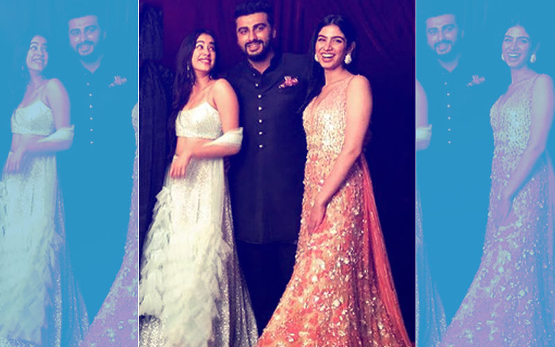 Arjun Kapoor On His Changed Equation With Janhvi & Khushi: We Don't Have To Suddenly Become A Happy Pretentious Khandaan