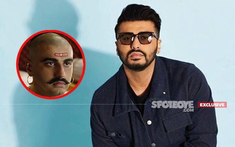 Arjun Kapoor On Going Bald For Panipat: 'I Felt Really Comfortable And It Was Therapeutic'- EXCLUSIVE