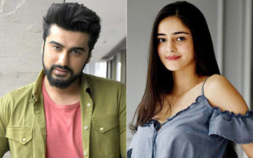 Arjun Kapoor Perfectly Advises Ananya Panday On How To Deal With Haters Post The USC Admission Row