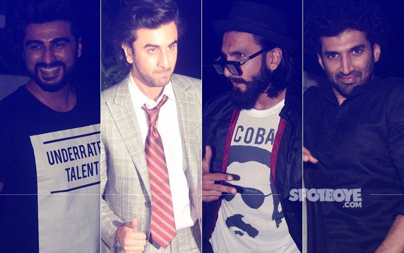 Arjun Kapoor's Birthday: Ranbir Kapoor, Ranveer Singh, Aditya Roy Kapur Celebrate Mubarakan Actor's Special Day