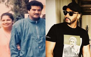 Children's Day 2019: Arjun Kapoor Shares An Endearing Pic Of His Parents; Wishes Father Boney Kapoor A 'Belated Happy Birthday'