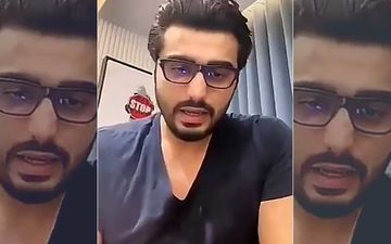 Arjun Kapoor On Contracting COVID-19, 'Took Me Six-Eight Hours To Accept The Situation'