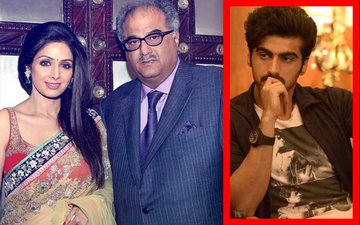 Arjun Kapoor Will BRING BACK Sridevi's MORTAL REMAINS With Father, Boney