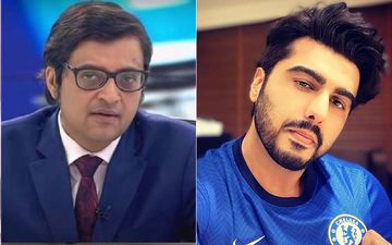 Arnab Goswami Calls Arjun Kapoor A 'Small Time Actor'; Netizens Double Up With Laughter As Hilarious Memes Surface