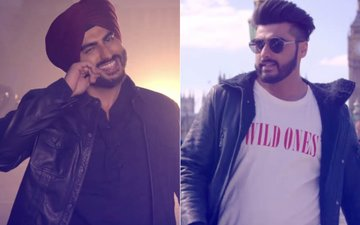 Mubarakan Song Jatt Jaguar: Vishal Dadlani & Navraj Hans' Gruff Vocals Make This Arjun Kapoor Track A Must Watch