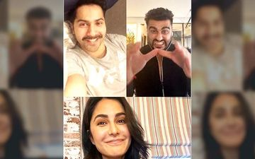 Janta Curfew: Katrina Kaif, Varun Dhawan, Arjun Kapoor Bid Goodbye To 'I Hate Katrina' Club As They Reunite For A New One