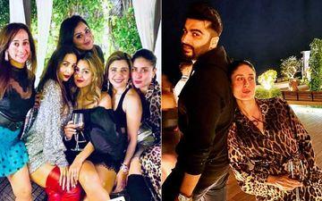 Amrita Arora BDay Bash INSIDE PICS: Malaika Arora-Arjun Kapoor, Kareena Kapoor Khan And More Party Hard