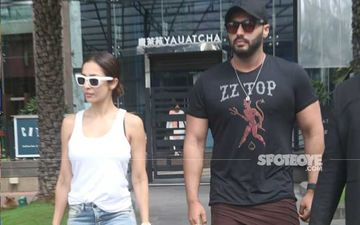 Arjun Kapoor And Malaika Arora's Mid-Week Outing Will Make You Miss Your Bae