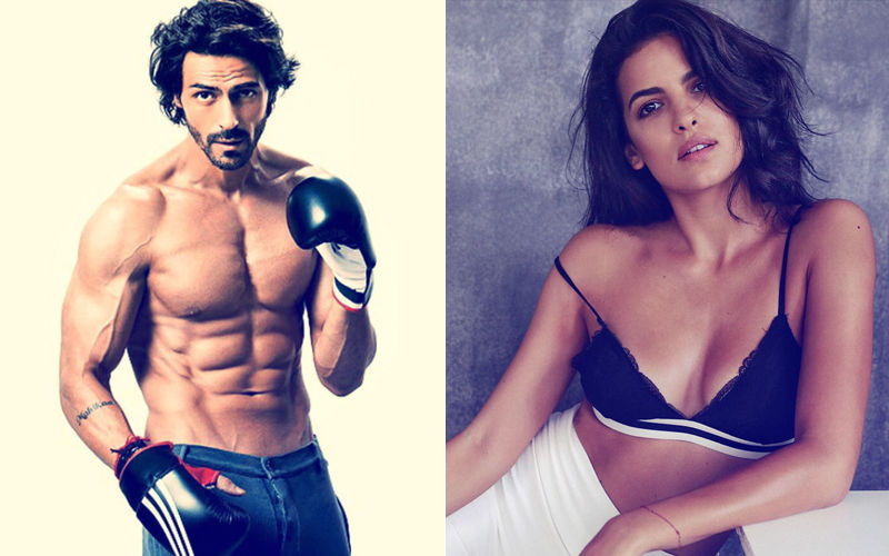 Single Arjun Rampal Ready To Mingle? Actor Bonds With Hottie Natasa Stankovic