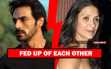 Arjun Rampal And Mehr Jesia Wanted To DIVORCE Five Years Ago! Alimony And The Bandra Flat Finally Given- EXCLUSIVE