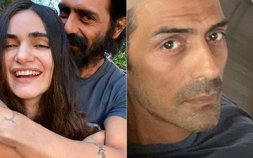 Arjun Rampal Bids Goodbye To His Dense Beard With Help From Girlfriend Gabriela Demetriades But Fans Say, 'Man, Looked Better Before'