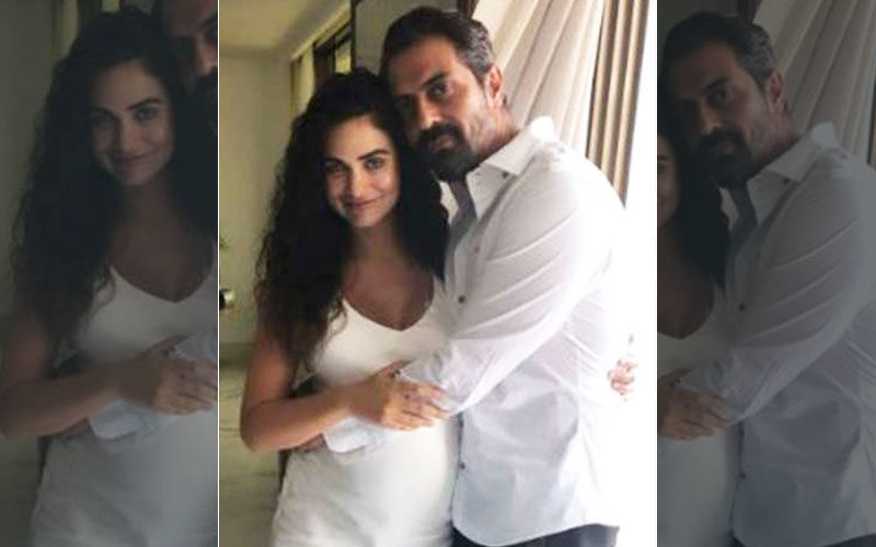 "Arjun Rampal Opens Up About His Happy Space With Girlfriend Gabriella After 5 Years Of ""Sheer Hell"""