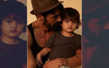 Arjun Rampal- Gabriella Demetriades' Little Munchkin Arik's UNSEEN Pics Are Too Cute For Words; The Adorable Snaps Will Surely Brighten Up Your Day