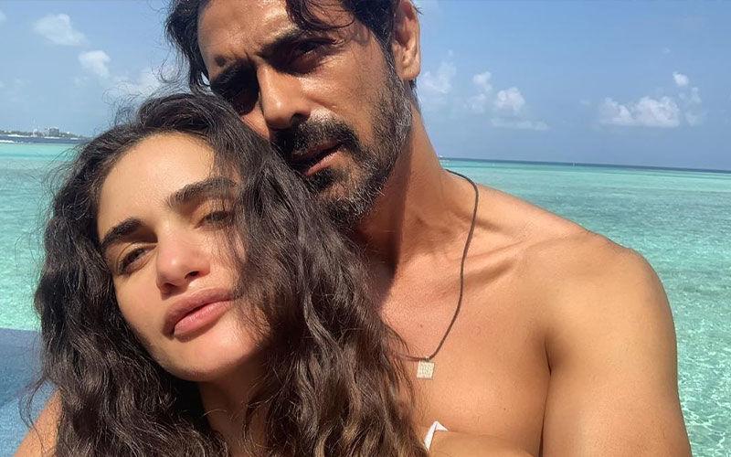 Buzz: Arjun Rampal To Host Girlfriend Gabriella Demetriades' Baby Shower On May 25