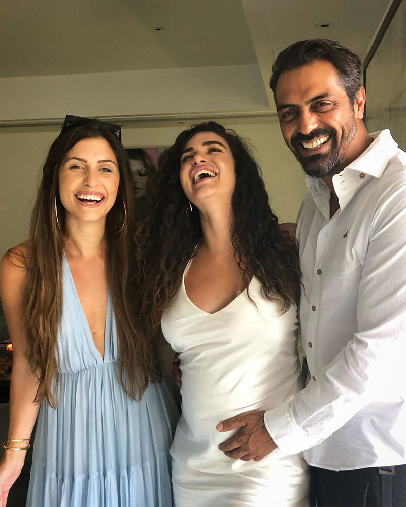 Arjun Rampal Girlfriend Gabriella