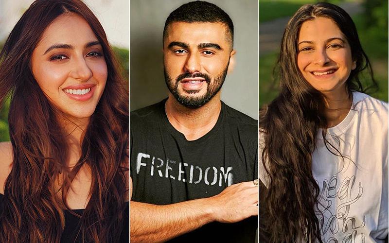 Rhea Kapoor And Akansha Ranjan Trolling Arjun Kapoor Over A 'Millennial Thing' Will Crack You Up