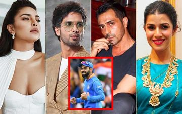 India Vs Australia World Cup 2019: Priyanka Chopra, Shahid Kapoor, Arjun Rampal, Nimrat Kaur Congratulate The Men In Blue