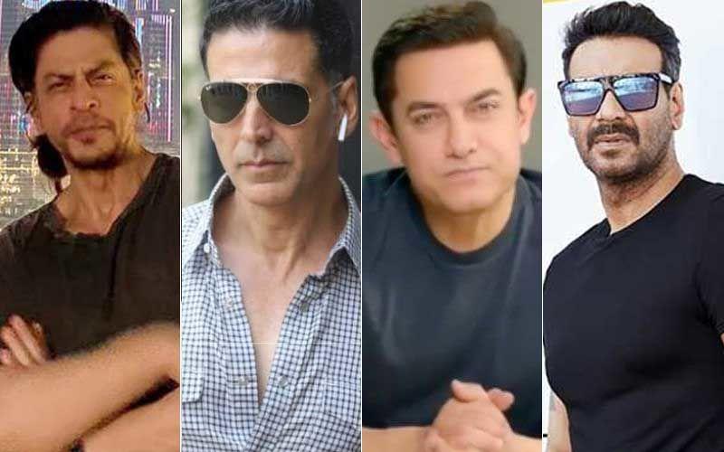 Diwali 2020 POLL VERDICT OUT: Shah Rukh Khan, Akshay Kumar, Aamir Khan And Ajay Devgn- Netizens Vote For The Biggest Firecracker At The Box Office