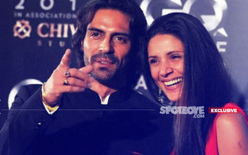 Arjun Rampal & Mehr Jesia Were Living Separately Since 3 Months