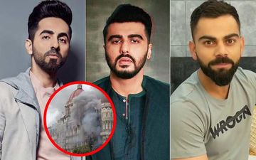 11th Anniversary Of 26/11 Mumbai Attacks: Arjun Kapoor, Ayushmann Khurrana, Virat Kohli Pay Tribute To Martyrs