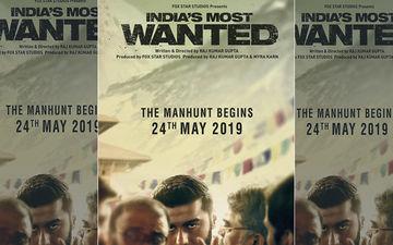 अर्जुन कपूर ने अपनी अपकमिंग फिल्म India's Most Wanted  का पोस्टर शेयर करते हुए कही यह बात