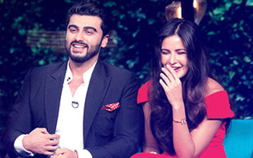 Here's Arjun Kapoor's Proposal To Katrina Kaif: Birthday Gift
