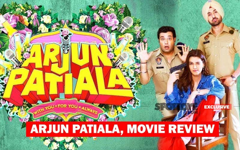 Arjun Patiala, Movie Review: This Kriti Sanon-Diljit Dosanjh Offering Knocked Me Out More Than A Patiala Peg!
