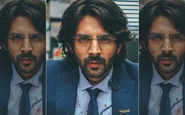 Dhamaka: Kartik Aaryan Introduces Fans To His Character Arjun Pathak, An Investigative Journalist; The First Look Leaves Fans Intrigued